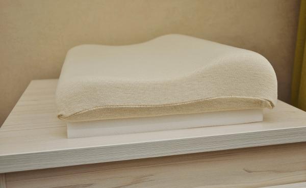 Ортопедическая подушка с регулировкой высоты