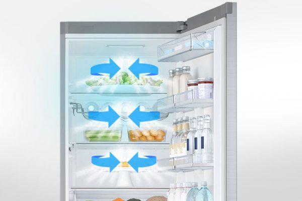 Принцип работы холодильника No Frost
