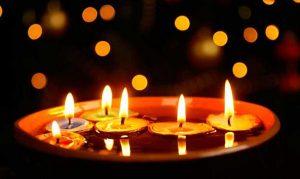 новогодние плавающие свечи 4