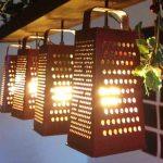 самодельные новогодние фонарики