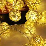 самодельные новогодние светильники 4