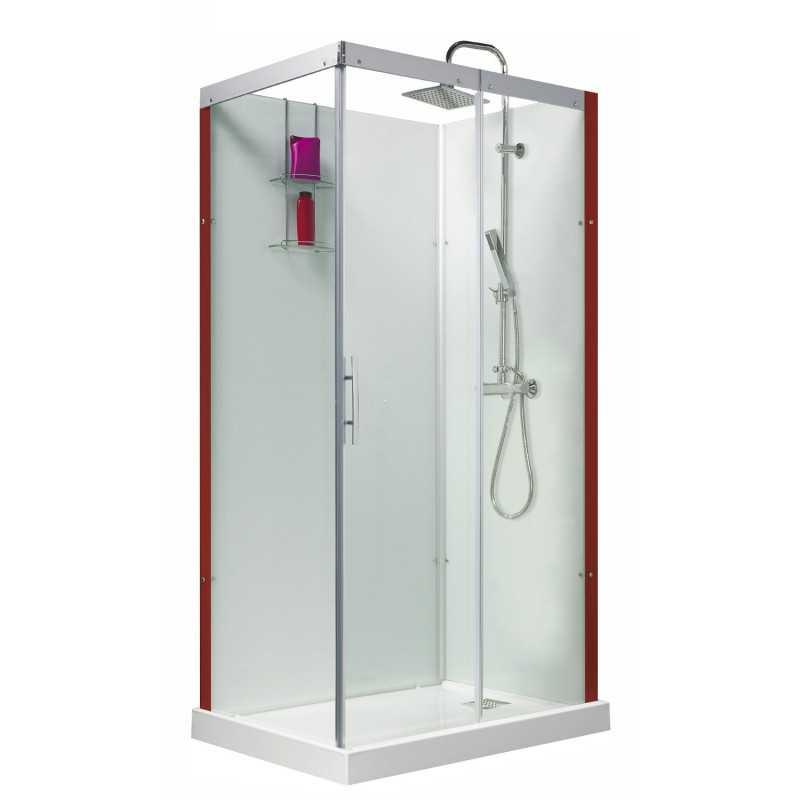 Делаем душевую кабину в ванной комнате