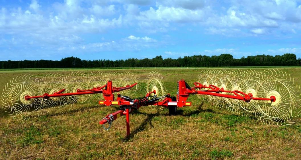 Для чего используют грабли ворошилки в сельском хозяйстве